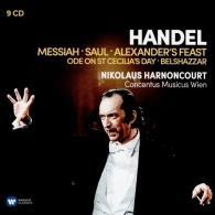 Nikolaus Harnoncourt (Николаус Арнонкур): Great Oratorios