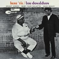 Lou Donaldson (Лу Дональдсон): Here 'Tis