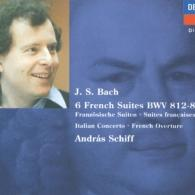 Andras Schiff (Андраш Шифф): Bach, J.S.: French Suites Nos. 1-6/Italian Concert