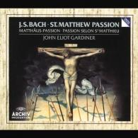 John Eliot Gardiner (Джон Элиот Гардинер): Bach: St.Matthew Passion