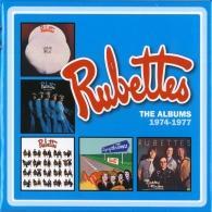 The Rubettes (Зе Рубеттес): The Albums 1974-1977