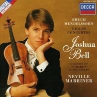 Joshua Bell (Джошуа Белл): Bruch, Mendelssohn: Violin Concertos