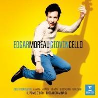 Edgar Moreau (Эдгар Моро): Baroque Cello Concerti