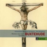 """Ton Koopman (Тон Копман): Cantatas Buxwv 39, 46, 51, 77 & 79 - Cantata Buxwv75 """"Membra Jesu Nostri"""""""