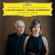 Lisa Batiashvili (Элизабет Батиашвили): Tchaikovsky: Violin Concerto/ Sibelius: Violin Concerto
