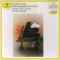 Martha Argerich (Марта Аргерих): Chopin: Piano Son.2