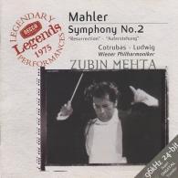Zubin Mehta (Зубин Мета): Mahler: Symphony No.2