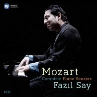 Fazil Say (Фазиль Сай): Complete Piano Sonatas. Fantasia In C Minor, K475