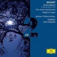 Herbert von Karajan (Герберт фон Караян): Mozart: Divertimenti, E.Kleine Nachtmusik