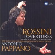 Antonio Pappano (Антонио Паппано): Overtures, Andante E Tema Con Variazioni