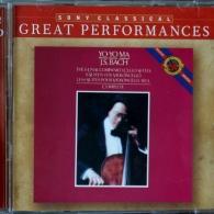 Yo-Yo Ma (Йо-ЙоМа): Unaccompanied Cello Suites