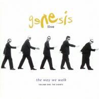 Genesis (Дженесис): Live - The Way We Walk Volume One: 'The Shorts'