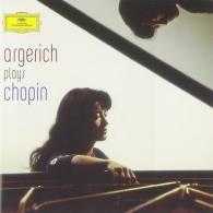 Martha Argerich (Марта Аргерих): Argerich Plays Chopin