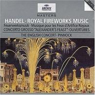 Trevor Pinnock (Тревор Пиннок): Handel: Music for the Royal Fireworks