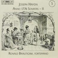 Ronald Brautigam (Рональд Браутигам): Complete Solo Keyboard Music, Vol.5 - Anno 1776 Sonatas Ii