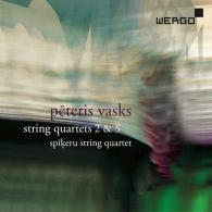Spikeru String Quartet (Спикеру Стринг Квартет): Vasks: String Quartets