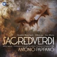 Antonio Pappano (Антонио Паппано): Sacred Verdi