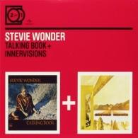 Stevie Wonder (Стиви Уандер): Talking Book/ Innervisions