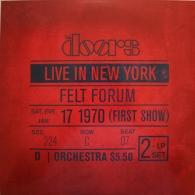 The Doors (Зе Дорс): Live In New York