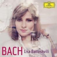 Lisa Batiashvili (Элизабет Батиашвили): Bach