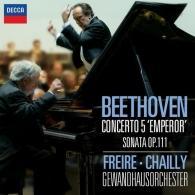 Nelson Freire (Нельсон Фрейре): Beethoven Piano Concerto 5