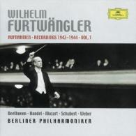 Wilhelm Furtwängler (Вильгельм Фуртвенглер): Wilhelm Furtwangler - Recordings 1942-1944