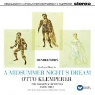 Otto Klemperer (Отто Клемперер): A Midsummer Night's Dream - Incidental Music, Op. 61