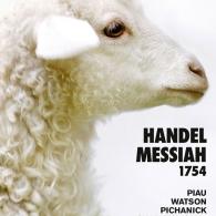 Georg Friedrich Händel (Георг Фридрих Гендель): Handel: Messiah 1754 (Cd+Book)