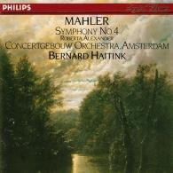 Bernard Haitink (Бернард Хайтинк): Mahler: Symphony No.4