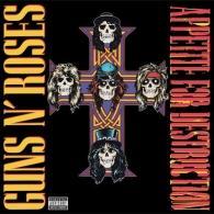 Guns N' Roses (Ганз н Роузес): Appetite For Destruction