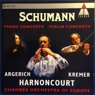 Chamber Orchestra Of Europe (Камерный оркестр Европы): Piano & Violin Concertos
