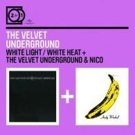 The Velvet Underground (Зе Валевет Андеграунд): White Light/ White Heat/ The Velvet Underground
