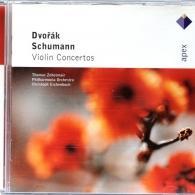 Thomas Zehetmair (ТомасЦетмайр): Violin Concertos