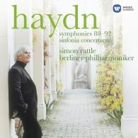 Simon Rattle (Саймон Рэттл): Symphonies Nos. 88 - 92, Concertante