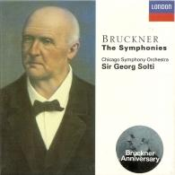 Sir Georg Solti (Георг Шолти): Bruckner: The Symphonies