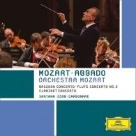 Claudio Abbado (Клаудио Аббадо): Mozart: Clarinet Concerto/ Bassoon Concerto