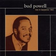 Bud Powell (Бад Пауэлл): Live In Lausanne 1962