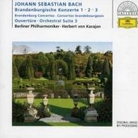 Herbert von Karajan (Герберт фон Караян): Bach:Brandenburgische Konzerte