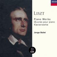 Jorge Bolet (Хорхе Болет): Liszt: Piano Music