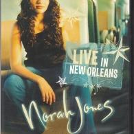 Norah Jones (Нора Джонс): Live In New Orleans