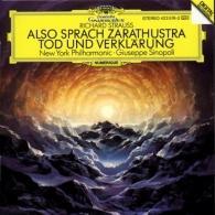 Giuseppe Sinopoli (Джузеппе Синополи): Richard Strauss: Also sprach Zarathustra, Op. 30