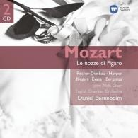 Daniel Barenboim (Даниэль Баренбойм): Le Nozze Di Figaro
