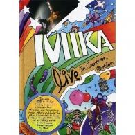 Mika (Мика): Live In Cartoon Motion