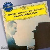 Maurizio Pollini (Маурицио Поллини): Chopin: 24 Etudes