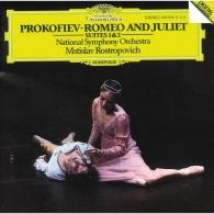 Mstislav Rostropovich (Мстислав Ростропович): Prokofiev: Romeo and Juliet