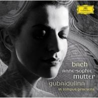 Anne-Sophie Mutter (Анне-Софи Муттер): Bach: Violin Concertos BWV1041 & BWV1042; Gubaidulina: Violin Concerto In tempus praesens
