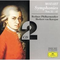 Herbert von Karajan (Герберт фон Караян): Mozart: Symphonies Nos.35 - 41