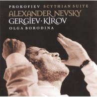 Valery Gergiev (Валерий Гергиев): Prokofiev: Scythian Suite; Alexander Nevsky