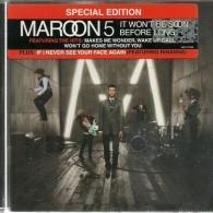 Maroon 5 (Марун Файв): It Won't Be Soon Before Long