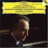 Maurizio Pollini (Маурицио Поллини): Beethoven: Piano Sonata Nos.13, 14 & 15
